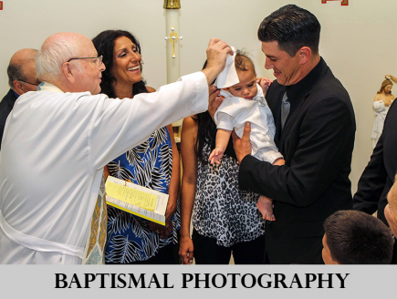 Baptismal Photography