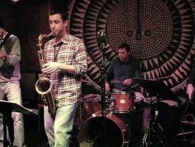 The Dave Kain Group: Live at the Shrine, NYC