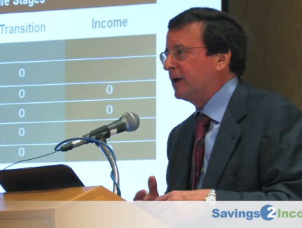 Savings to Income Conference: Trailer